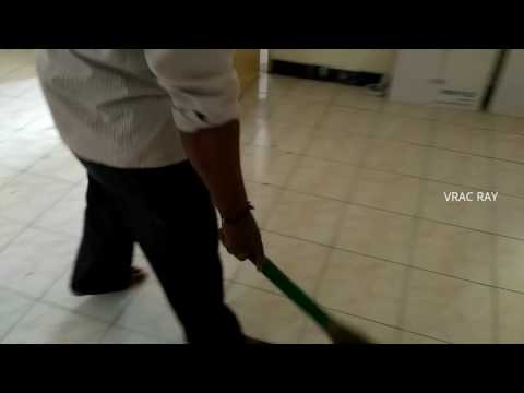 How to Clean your Room with Broom Sticks in 10 Minutes - Quickly Office Clean