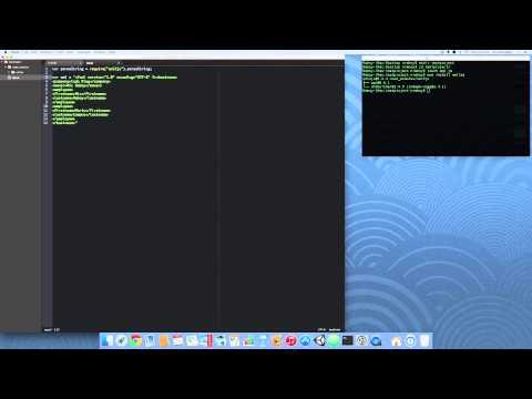 Parse An XML Response With NodeJS