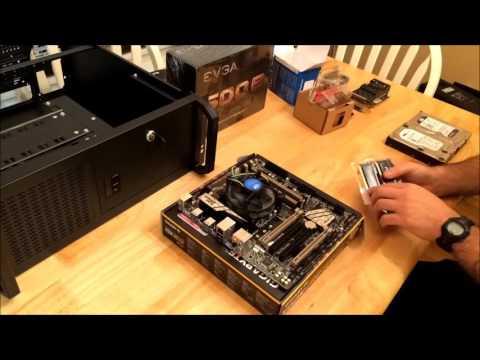 4U Home Server Build