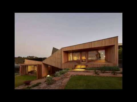 Dream house in wood - Victoria (Australia) - BKK Architects 2016