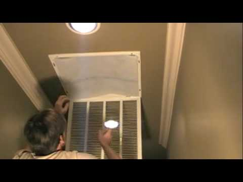 How to Replace Air Filter Home Delivery