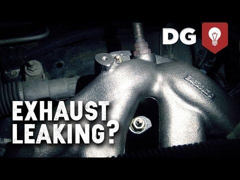 2.4L Ecotec Exhaust Manifold Leak