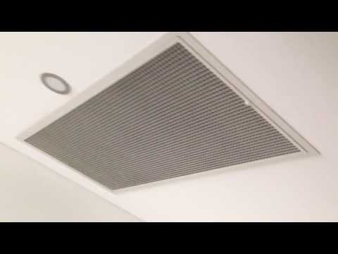 Daikin Ducted Air con not cooling enough /filter Maintenance/ How to DIY