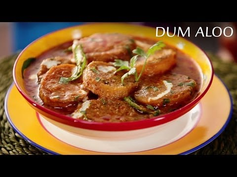 Dum Aloo recipe | Kashmiri Potato Recipe in Spicy Gravy | MAGGI Creative Kitchen