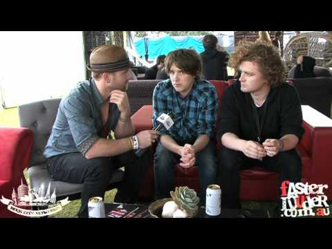 British India | One Movement For Music | Perth 2010 | Rock City Networks