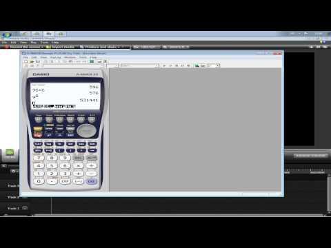 Casio FX-9860GII SIMULATOR review