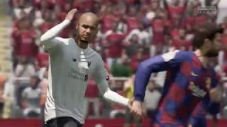 Neirdazaw Liverpool vs TarikAhm007 FC Barcelona 3-4