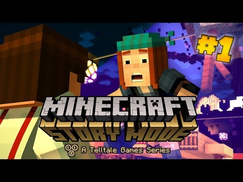 Minecraft Story Mode (Pocket Edition) - ORDER OF THE PIG! - Episode 1 (#1)