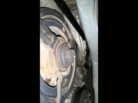 2006 Chevy HHR Serpentine Belt Replacement