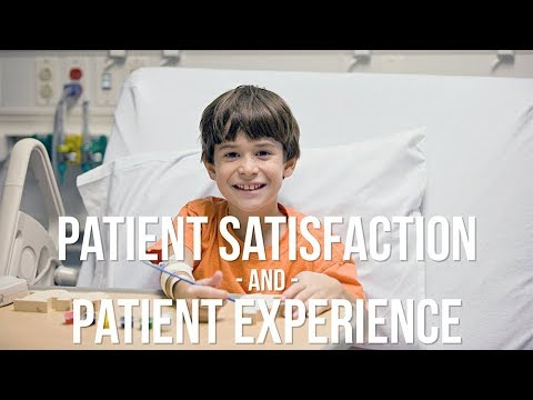 Patient Satisfaction and Patient Experience