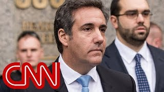 Cohen asserts the 5th in Stormy Daniels case