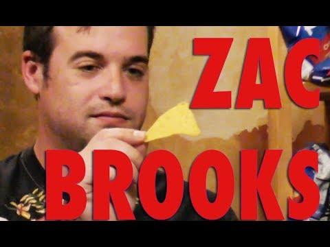 The CHIP SHOW w/ Christina Parrish - ZAC BROOKS