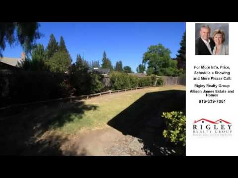 2835 Pekins Court, West Sacramento, Ca Presented by Rigley Realty Group.