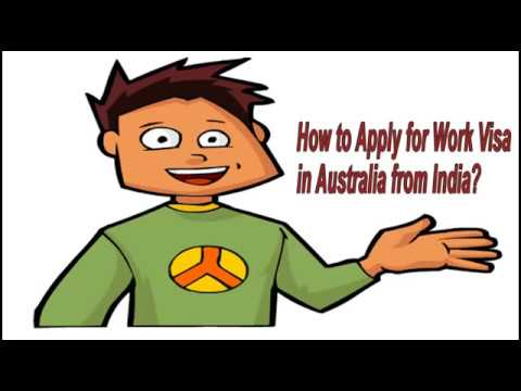 How to Apply for Skilled Visa in Australia from India?
