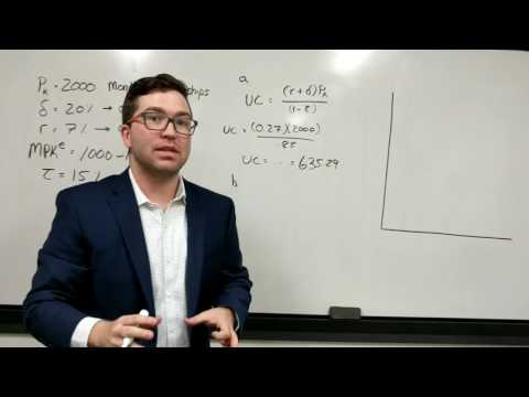 Calculating the Optimal Level of Capital