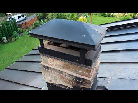 Chimney, ventilation and smoke