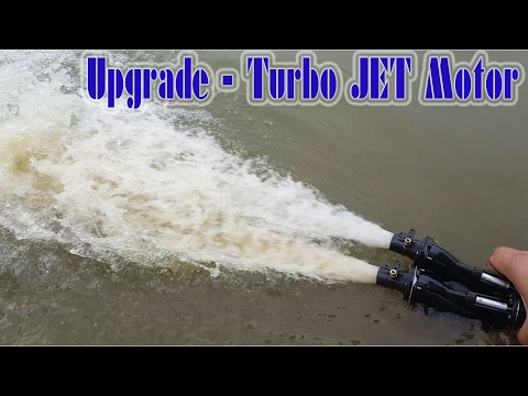 What's inside and Upgrade Turbo Jet Motor