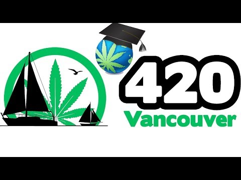Vancouver 420 2018 Event Clips - with 4:20 countdown - Lex's World