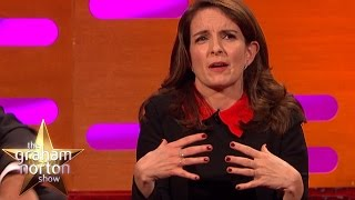 Tina Fey Developed Early - The Graham Norton Show