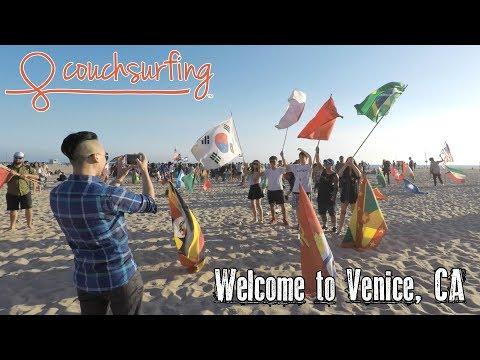 Welcome to Venice! | Erik's Vlog Ep. 1