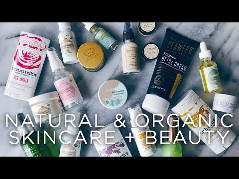 Organic + Natural Skincare + Beauty Products | Affordable + NonToxic #LivAndLearnARMY