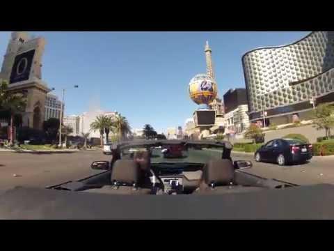 Road trip San Francisco to Las Vegas - Timelapse