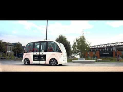 NAVLY : The new autonomous public transport solution operating in LYON by NAVYA and KEOLIS