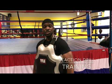 How to improve Punch reflexes in Mitt Master II drills