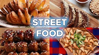 11 Street Food Recipes You Can Make At Home •Tasty