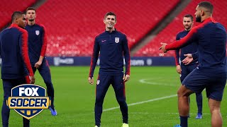 Christian Pulisic frustrated by USMNT coaching delay | ALEXI LALAS' STATE OF THE UNION PODCAST