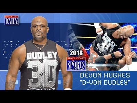 Devon Hughes: 2018 Space Coast Sports Hall of Fame