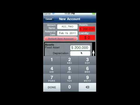 goCashFlow for iPhone_Account Creating.m4v