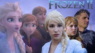 Frozen 2   Trailer in Real Life