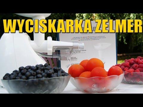 Wyciskarka Adapter Do Soku ZELMER 986.9000 TEST