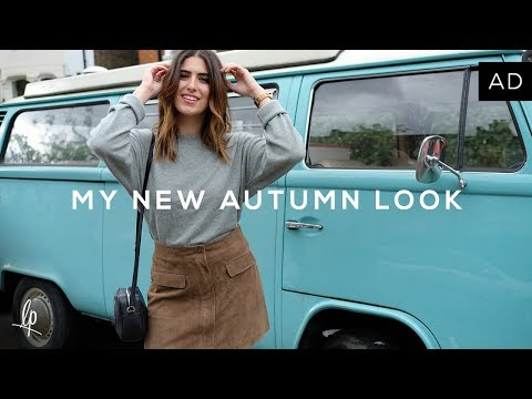 MY NEW AUTUMN STYLE | Lily Pebbles