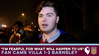"FAN CAMS | Villa 1-3 Barnsley | ""I"