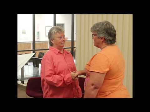 Harrison County, Mississippi's first same-sex wedding ceremony