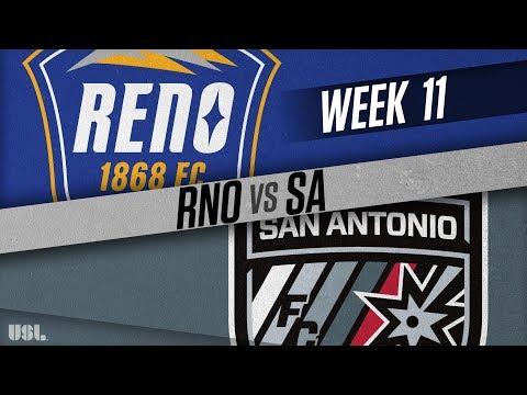 Reno 1868 FC vs San Antonio FC: May 26, 2018