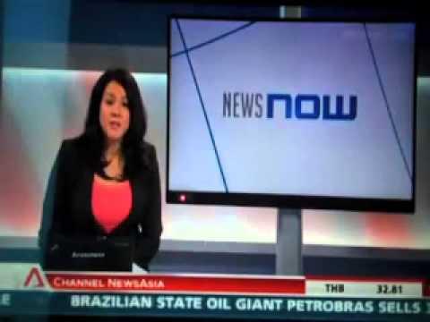 TV News Anchor Annalisa Burgos