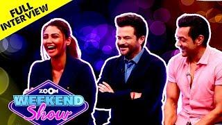 Zoom Weekend Show   Race 3 Starcast   Kaala Movie Review