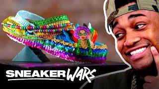 Custom Crocs Challenge 🐊 Festival Edition | MTV Sneaker Wars