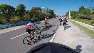 Natl Road section Salakayan Fun Ride 2018 | Miagao, Iloilo | Feb 11, 2018
