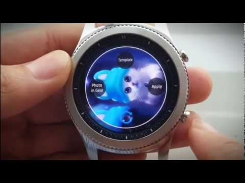Themes and Ringtones Setting for Samsung Gear S2 and S3