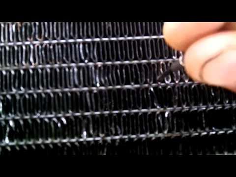 car/truck,motorcycle ..easy radiator fin straightening/repair