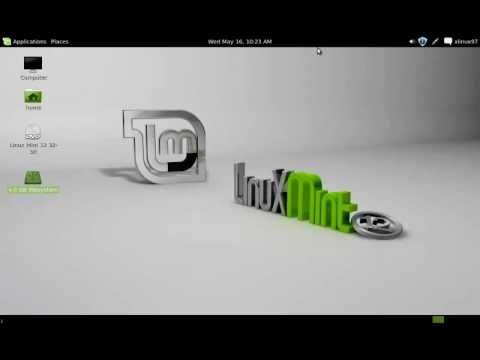 How to mount a usb drive manually in linux mint