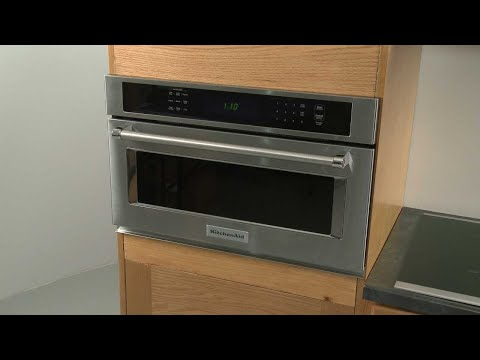 Kitchenaid Microwave Disassembly – Microwave Repair Help