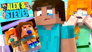Minecraft Movie Steve Alex S Life How It All Began