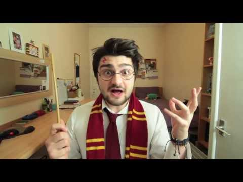 Harry Potter Explains How He Was Accepted Into Hogwarts