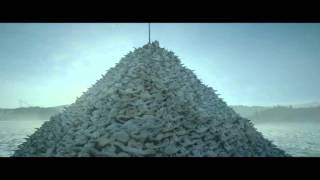 Ryuichi Sakamoto - The Revenant Main Theme (alva Noto Edit) - Music Video