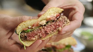 Impossible Foods updates its plant-based meat recipe